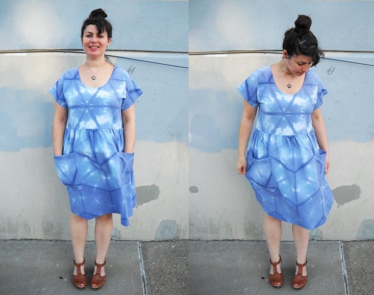 blue dress 15