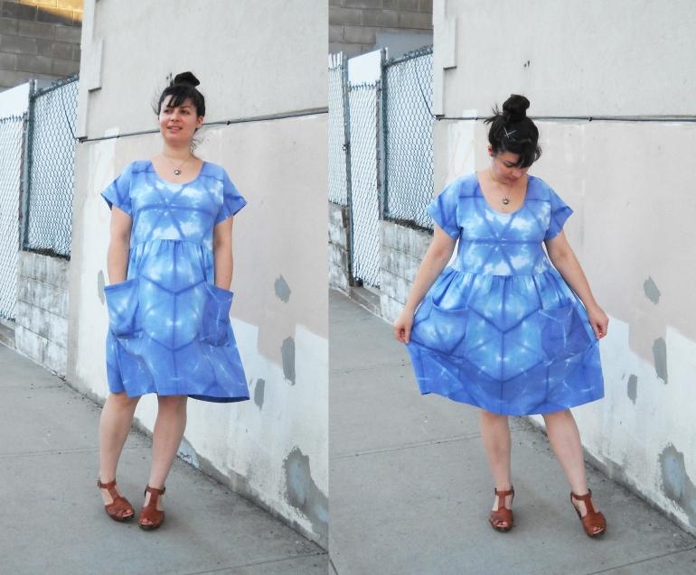 blue dress 16