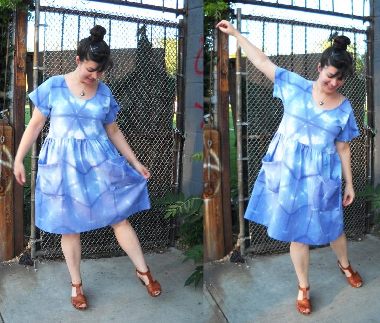 blue dress 17