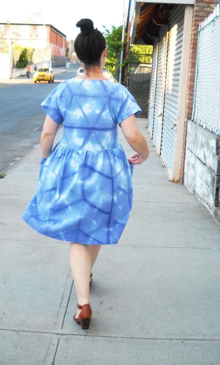 blue dress 8